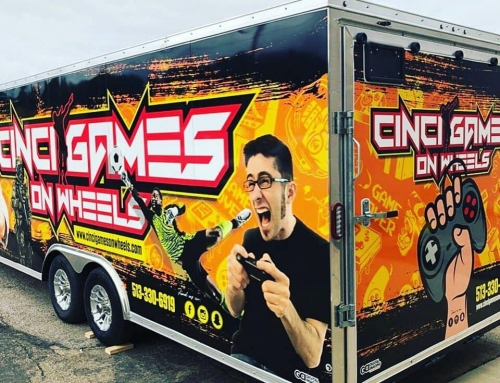 Hybrid Web & Social : Cinci Games on Wheels